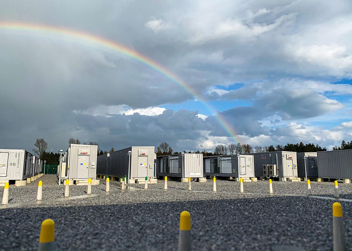Wartung und Betriebsführung für Speicherkraftwerke
